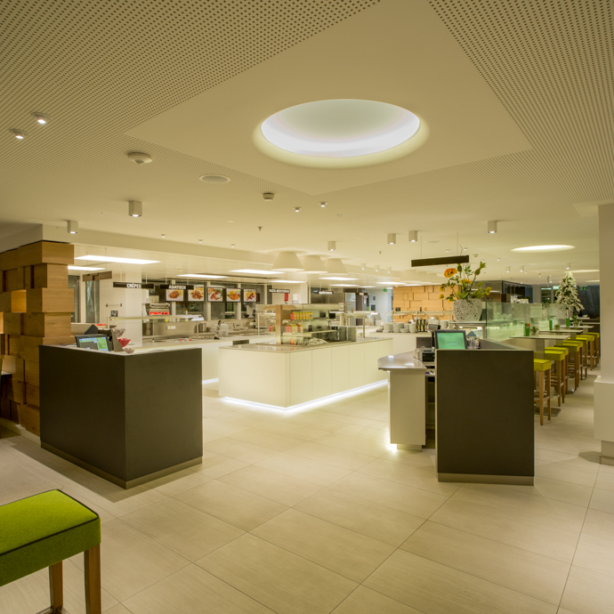 Selbstbedienungsrestaurant Wifi Linz